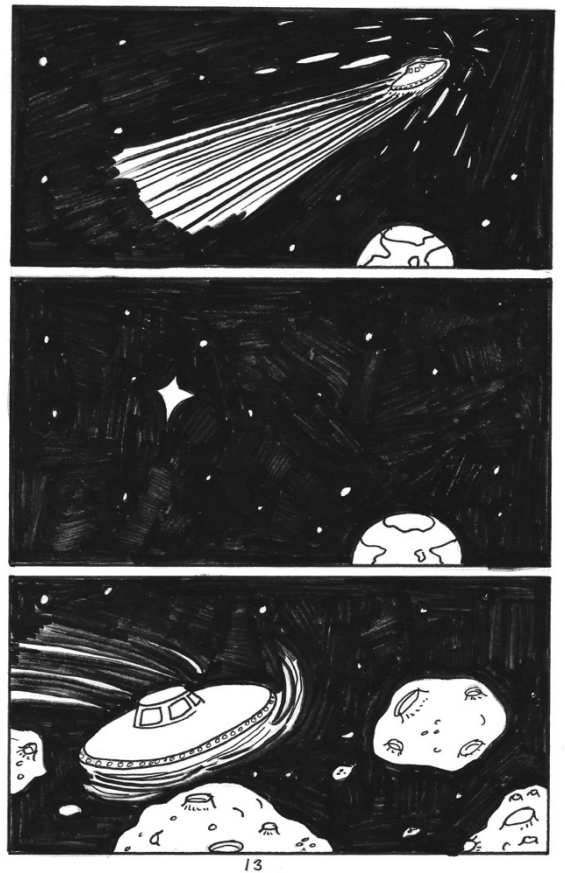 BOOT IN SPACE - p13